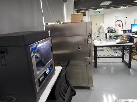 """3D打印机为智能化设备训练制作""""教具"""""""